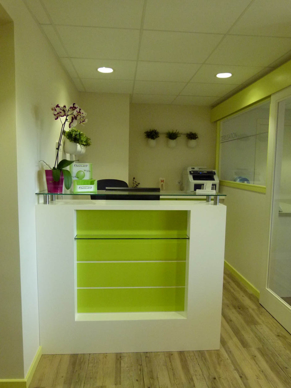 Cabinets m dicaux cb architecture - Rapport de stage cabinet medical ...